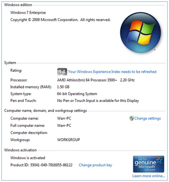 windows 7 ultimate genuine activation crack free